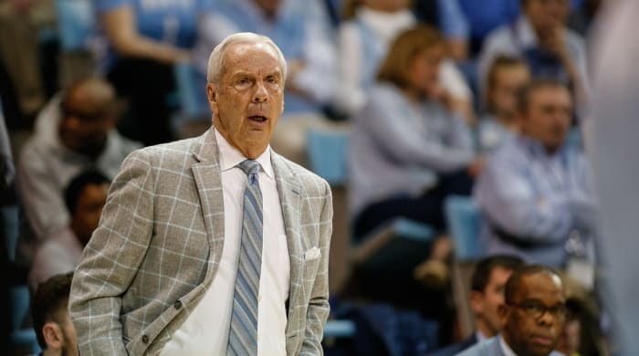 Roy Williams Passes Dean Smith for Fourth in Men's Basketball All-Time Career Wins