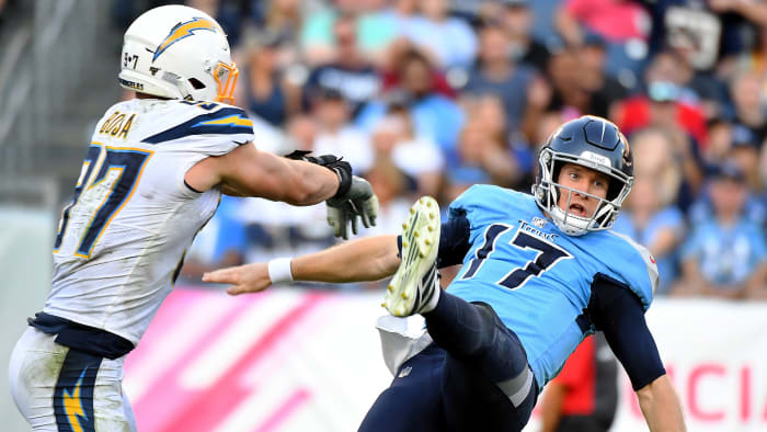 After flinging aside QB after QB, Bosa will rake in more cash than any defensive player in history.