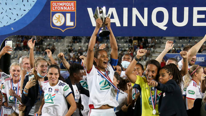 Lyon is the favorite in the Women's Champions League
