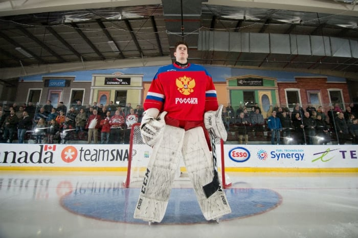 Matthew Murnaghan/Hockey Canada