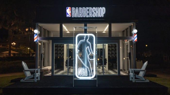 nba-barbershop-disney-bubble