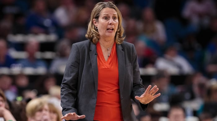 Minnesota Lynx coach Cheryl Reeve is a Coach of the Year candidate.