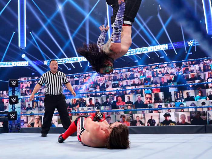 ThunderDome1_courtesy WWE_