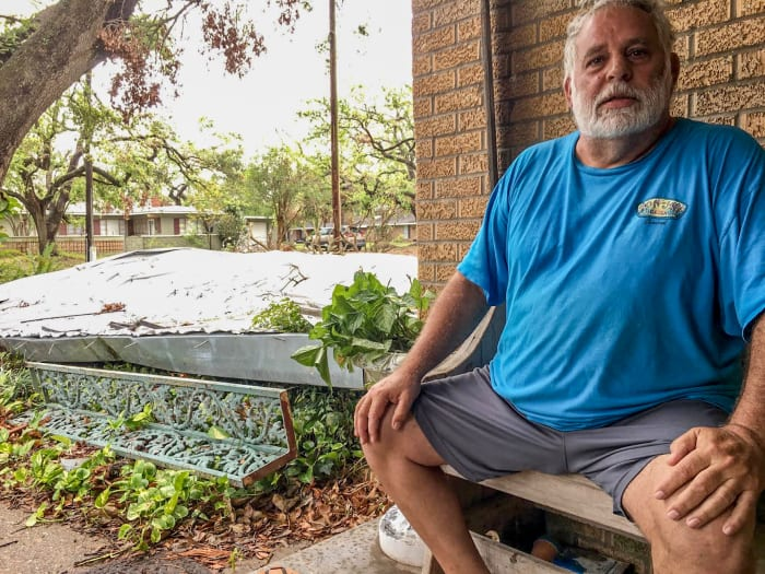 Paul Chafin lives about a block from McNeese's Cowboy Stadium, aka The Hole