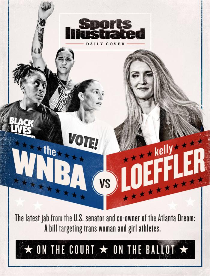 Stars likeNneka Ogwumike, Natasha Cloud and Sue Bird have rallied their league against Loeffler.