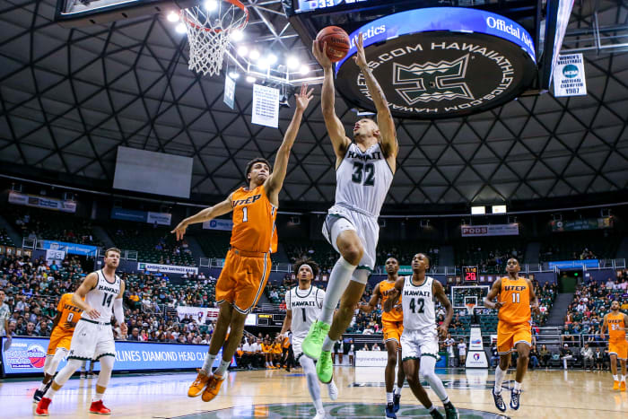 Hawaii is the only team in the Big West not located in California—a state much harder hit by COVID-19 than its home islands.