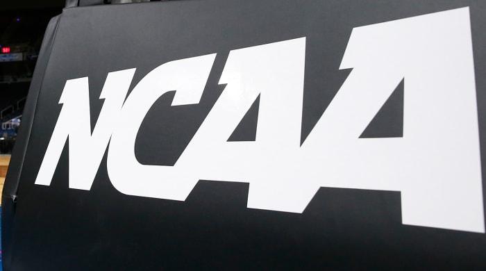 The NCAA logo