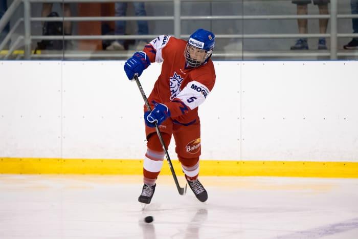 Photo courtesy of Czech Ice Hockey.
