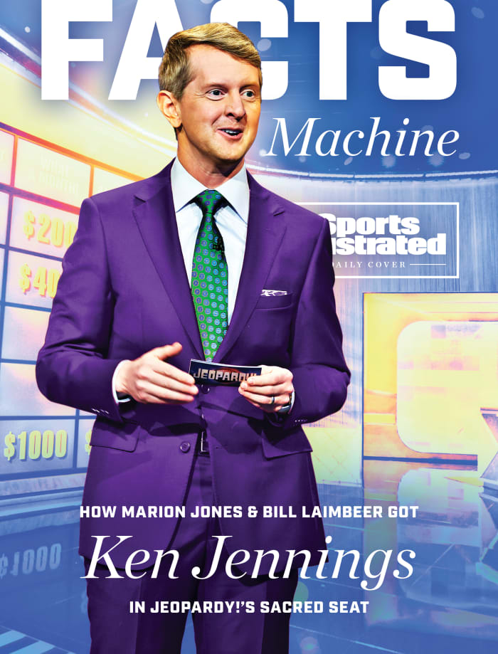 Ken Jennings: From Jeopardy's Record-Setting Contestant To ...