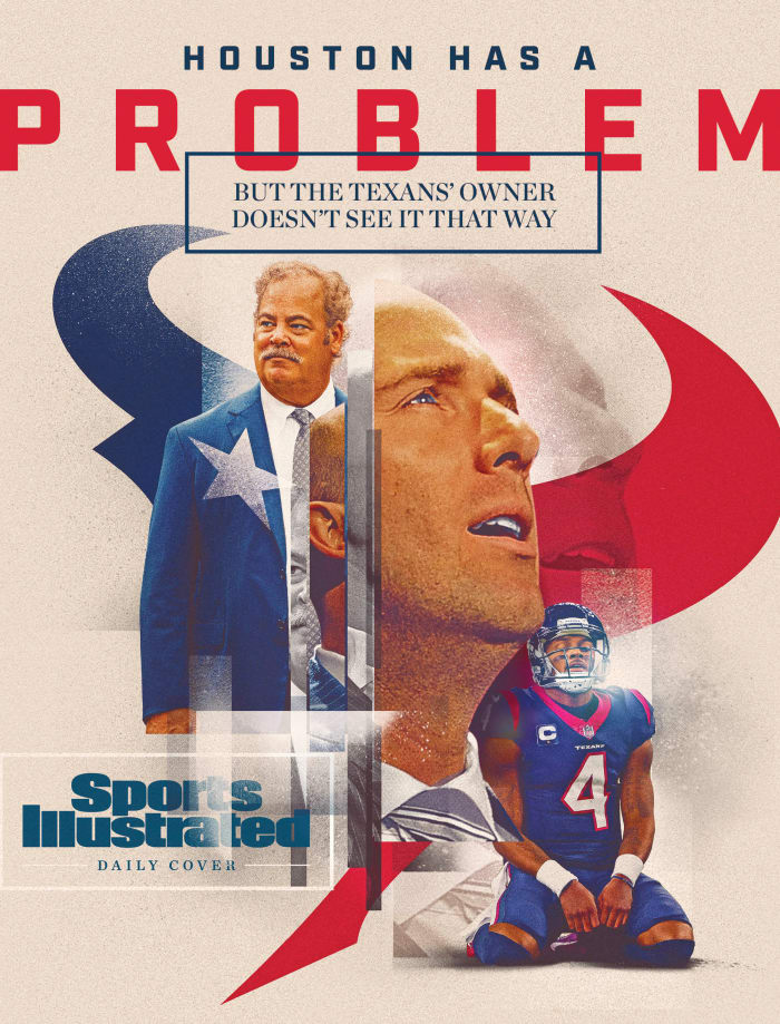 Cal McNair, Jack Easterby, Deshaun Watson and the Texans' problems