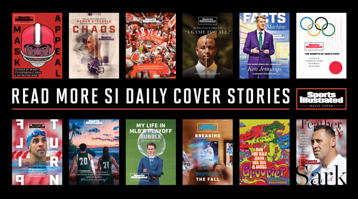 Sports Illustrated's Daily Cover stories