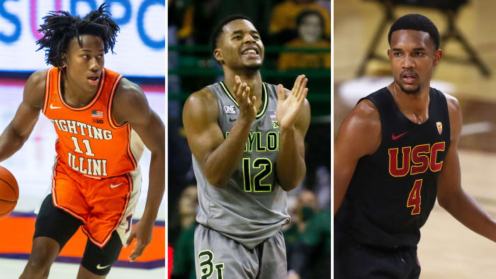 .  Be sure to revisit SI.com on Wednesday to see SI's ranking of the top 50 male players for the 2020-21 college basketball season.