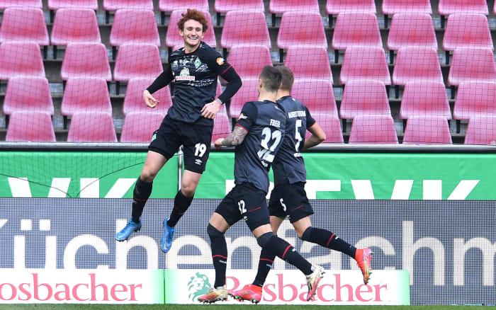 USMNT and Josh Sargent from Werder Bremen