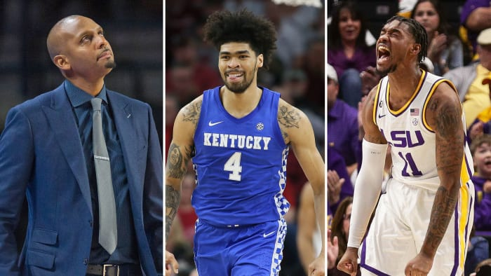 Stock Report: Who's Helping and Hurting Their NCAA Tournament Case?
