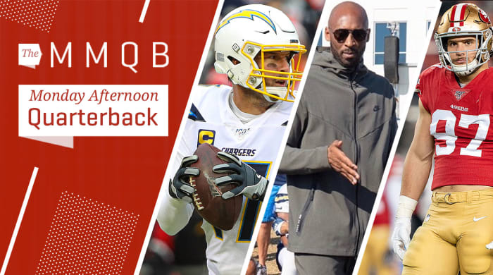 It's Super Bowl Week, So of Course There's Buzz on the Veteran QB Market