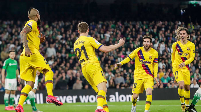 barcelona vs getafe - photo #44