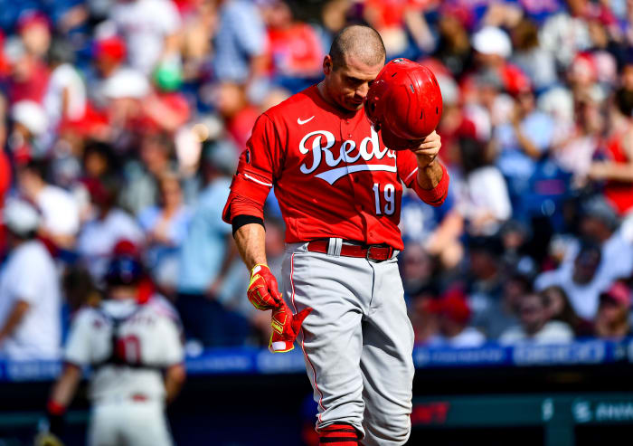 Votto was incensed when he was benched for three days last August. Since he returned to the lineup, only five players have hit home runs more often than him.
