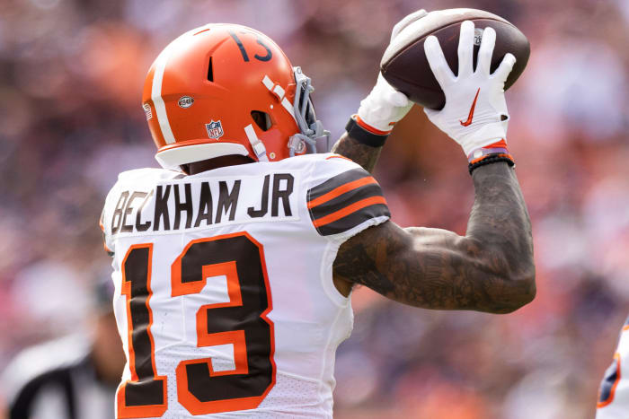 Cleveland Browns Odell Beckham Jr.