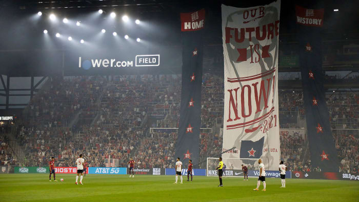 USMNT win over Costa Rica strengthens path to 2022 World Cup