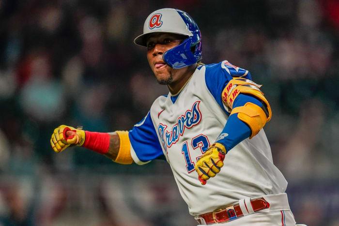Atlanta Braves Ronald Acuña