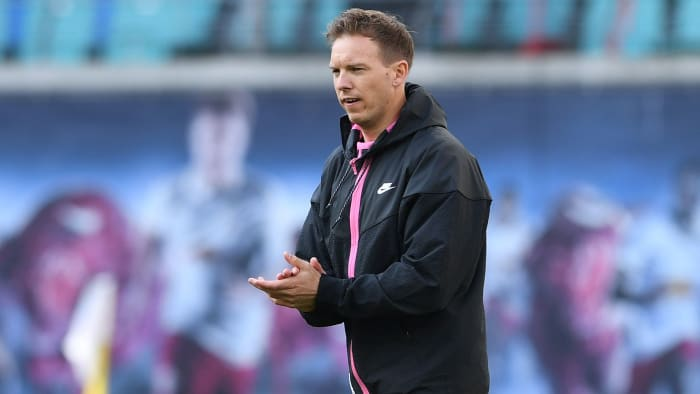 Julian Nagelsmann will take over as Bayern Munich coach
