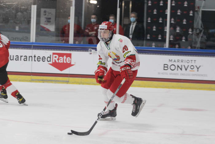 Photo from Belarus Hockey Federation