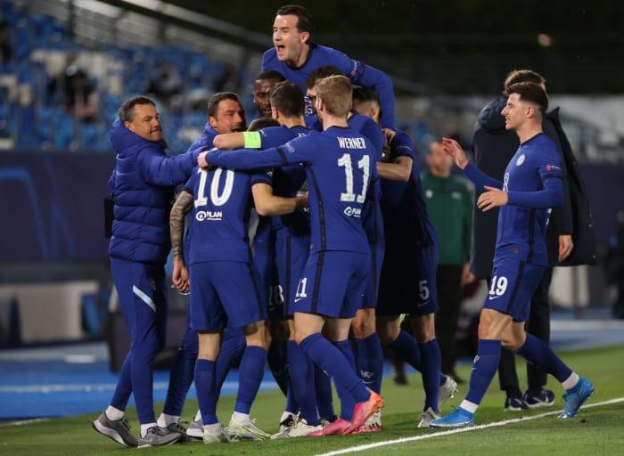 Stat Attack: Chelsea vs Fulham   Premier League - Sports ...