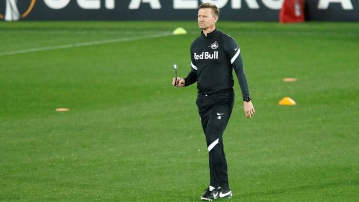 Jesse Marsch becomes RB Leipzig coach