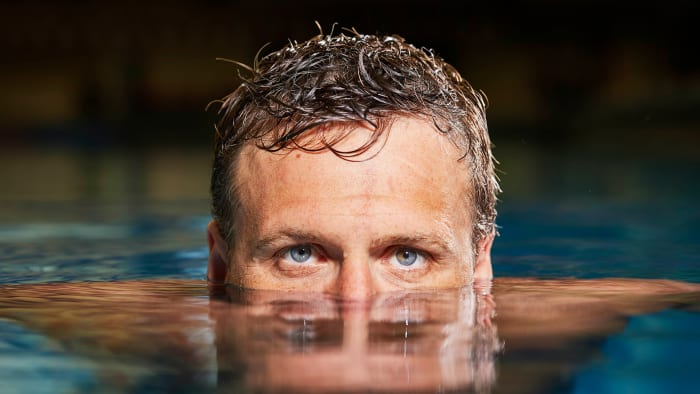 Daily cover_Ryan Lochte