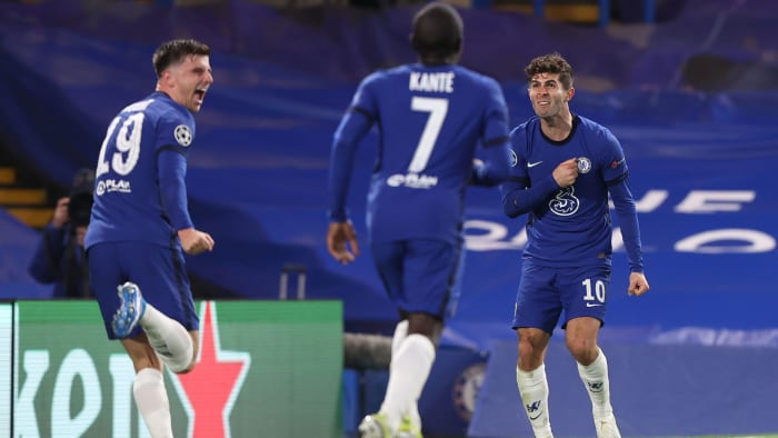 Chelsea and Christian Pulisic head to the Champions League final