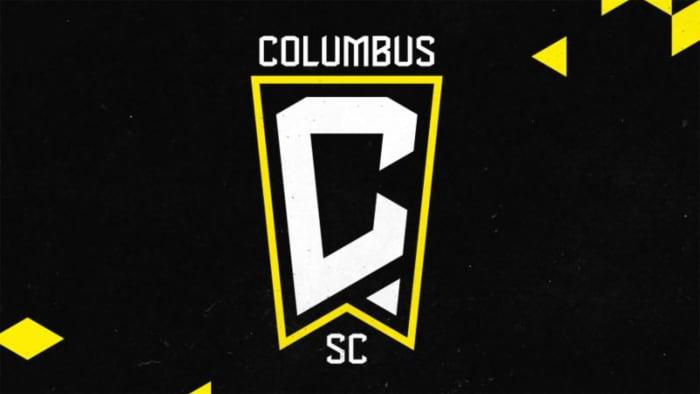 The new Columbus Crew logo
