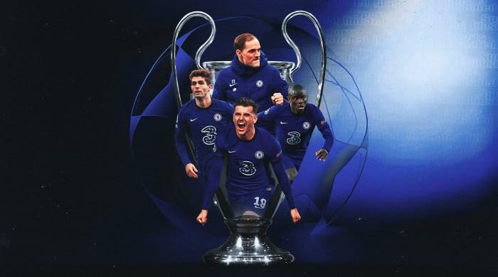 Chelsea has won the Champions League title