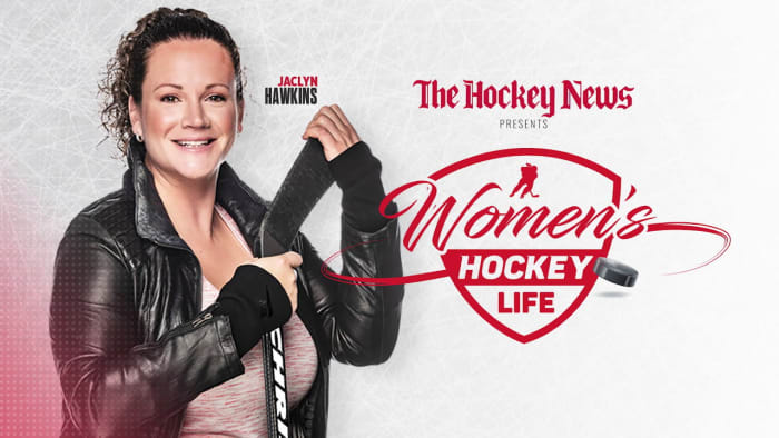 Women's Hockey Life Podcast: Episode 14 – Lyndsey Fry