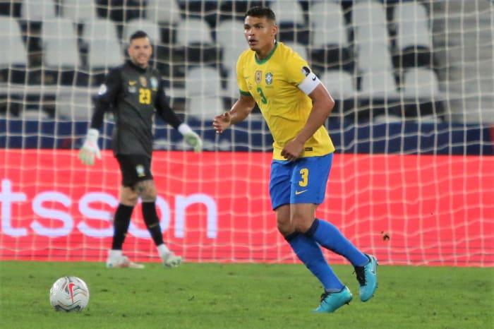 El jugador de 36 años ha sido impresionante en la zaga de Brasil