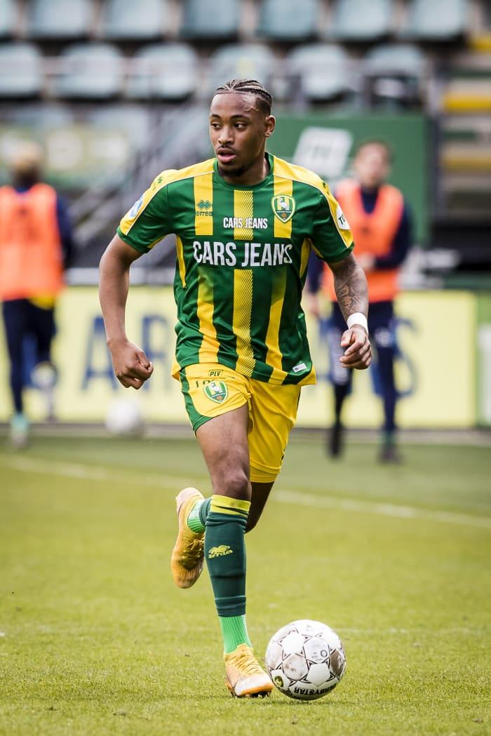 The Dutchman spent last season on loan in The Hague.