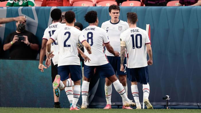 The USMNT begins World Cup qualifying Sept. 2
