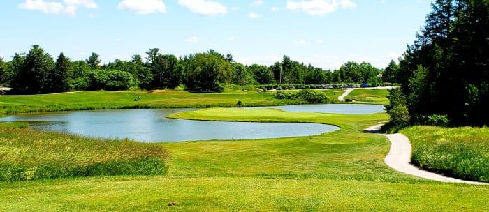 Fox Ridge Golf Club jest prawdopodobnie najlepszym z najlepszych projektów pól golfowych C. Lennie Myshrall.