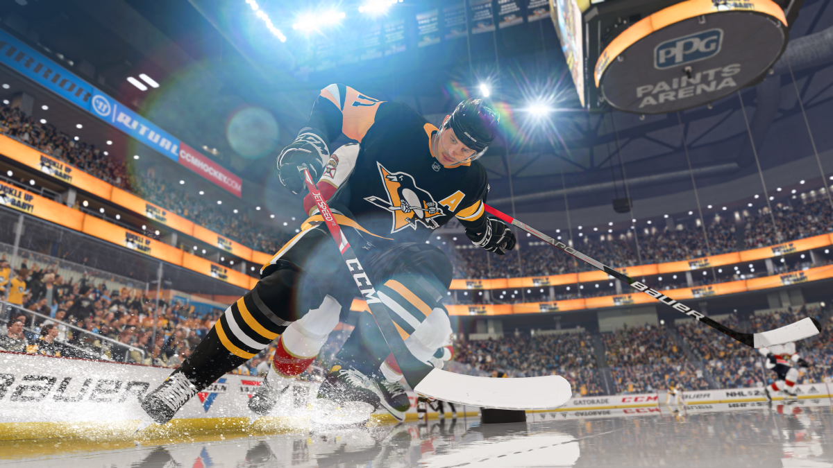 NHL 22: Initial Thoughts from the Uncut Gameplay Footage