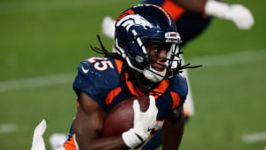 Broncos running back Melvin Gordon was charged with DUI Tuesday night in Denver.