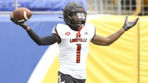 Louisville Cardinals Tutu Atwell