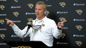 Jacksonville Jaguars coach Urban Meyers