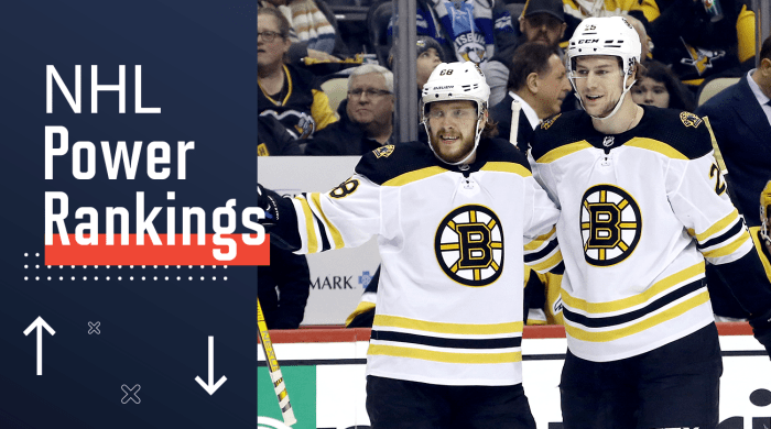 NHL Power Rankings: Each Team's Biggest Need for Rest of the Season
