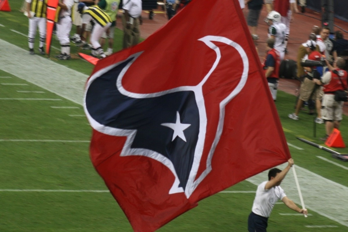 Texans Flag
