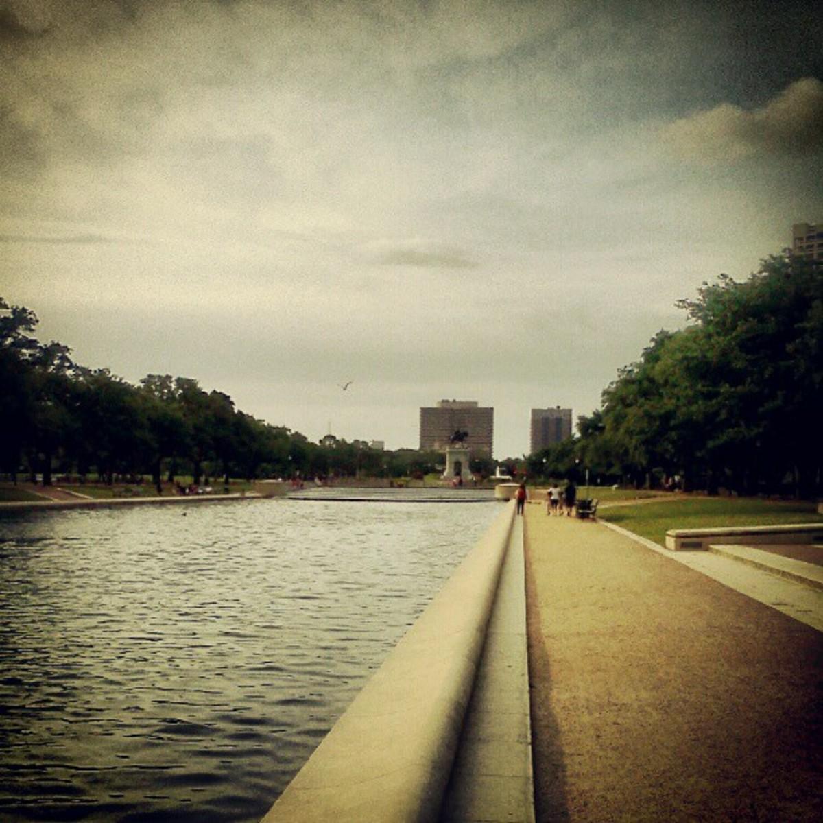 Hermann Park Pool