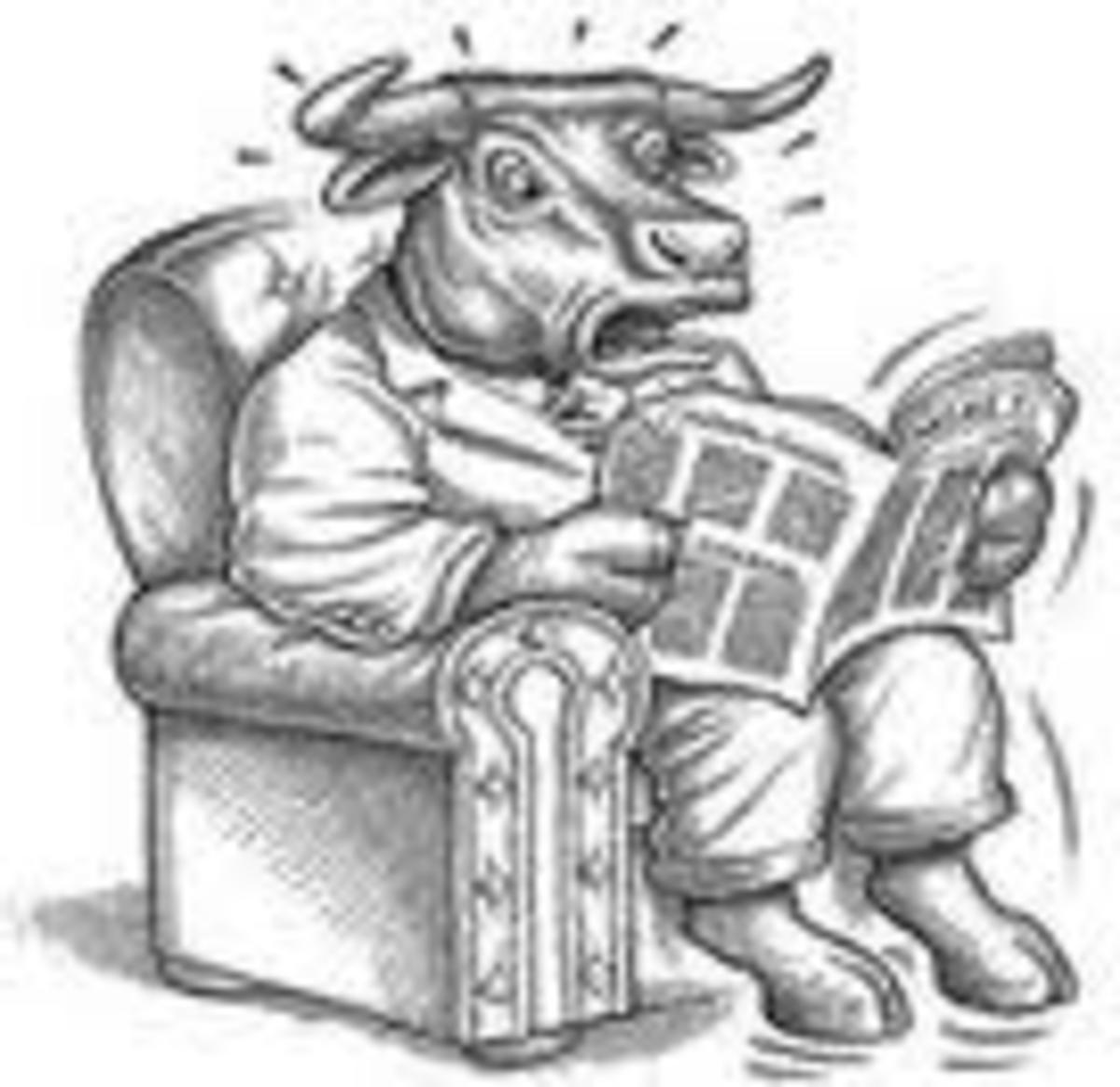 Bull Reading