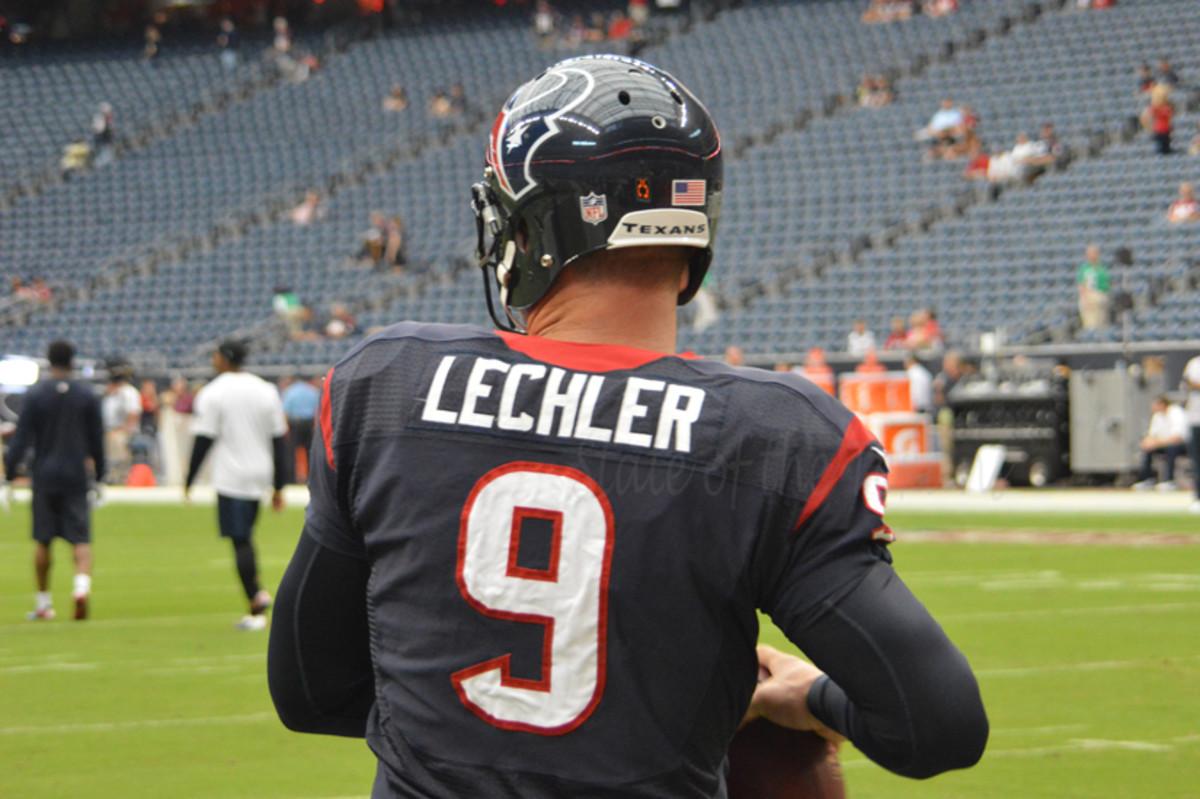 Shane Lechler