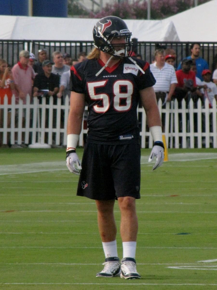 Brooks Reed #58