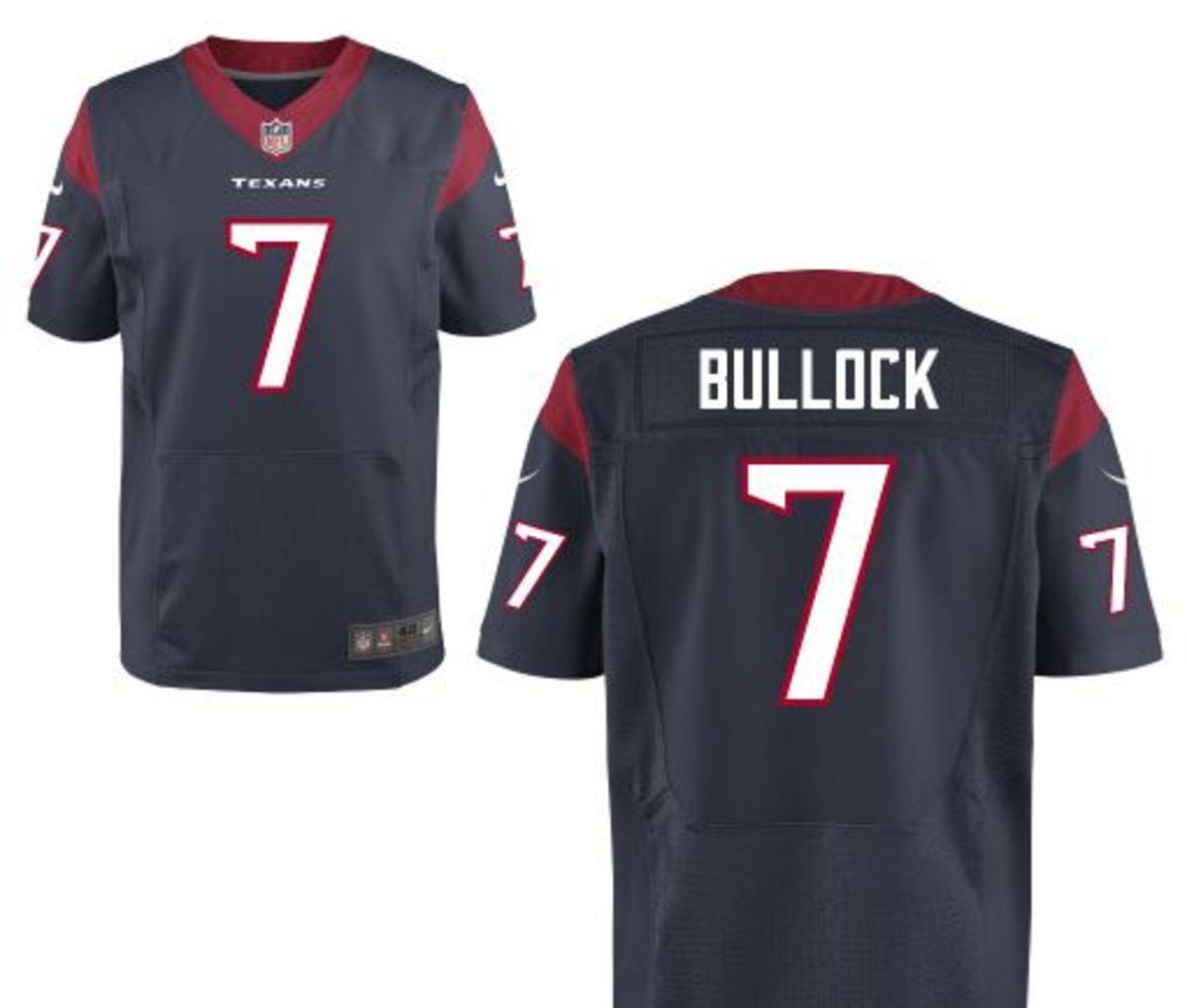 Randy Bullock Jersey