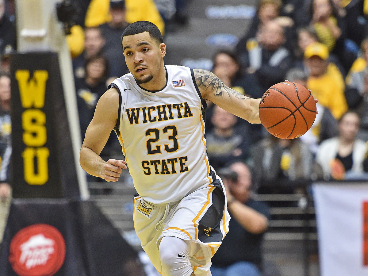 Wichita State college basketball Fred Van Vleet