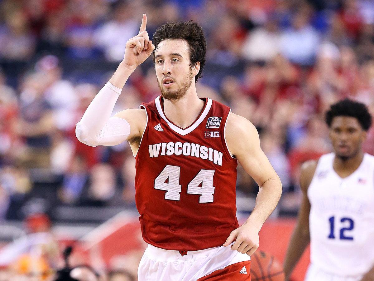 Wisconsin basketball Frank Kaminsky